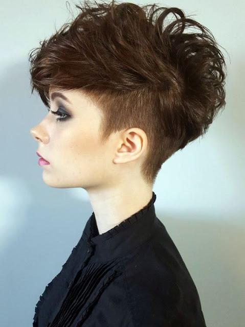 cortes cabello corto 2017