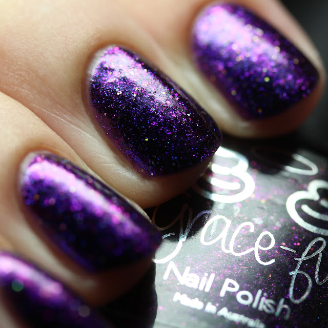 Grace-full Nail Polish Evening Dreams
