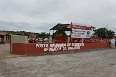 Resultado de imagem para Corpo de Bombeiros de Afogados da Ingazeira