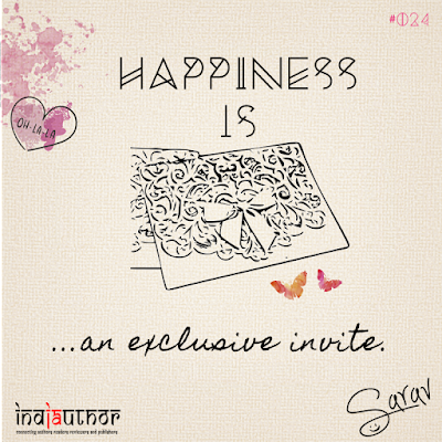 Happiness is an exclusive invite!