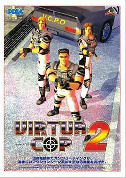 Virtual Cop 2 Free Download For PC Full Version