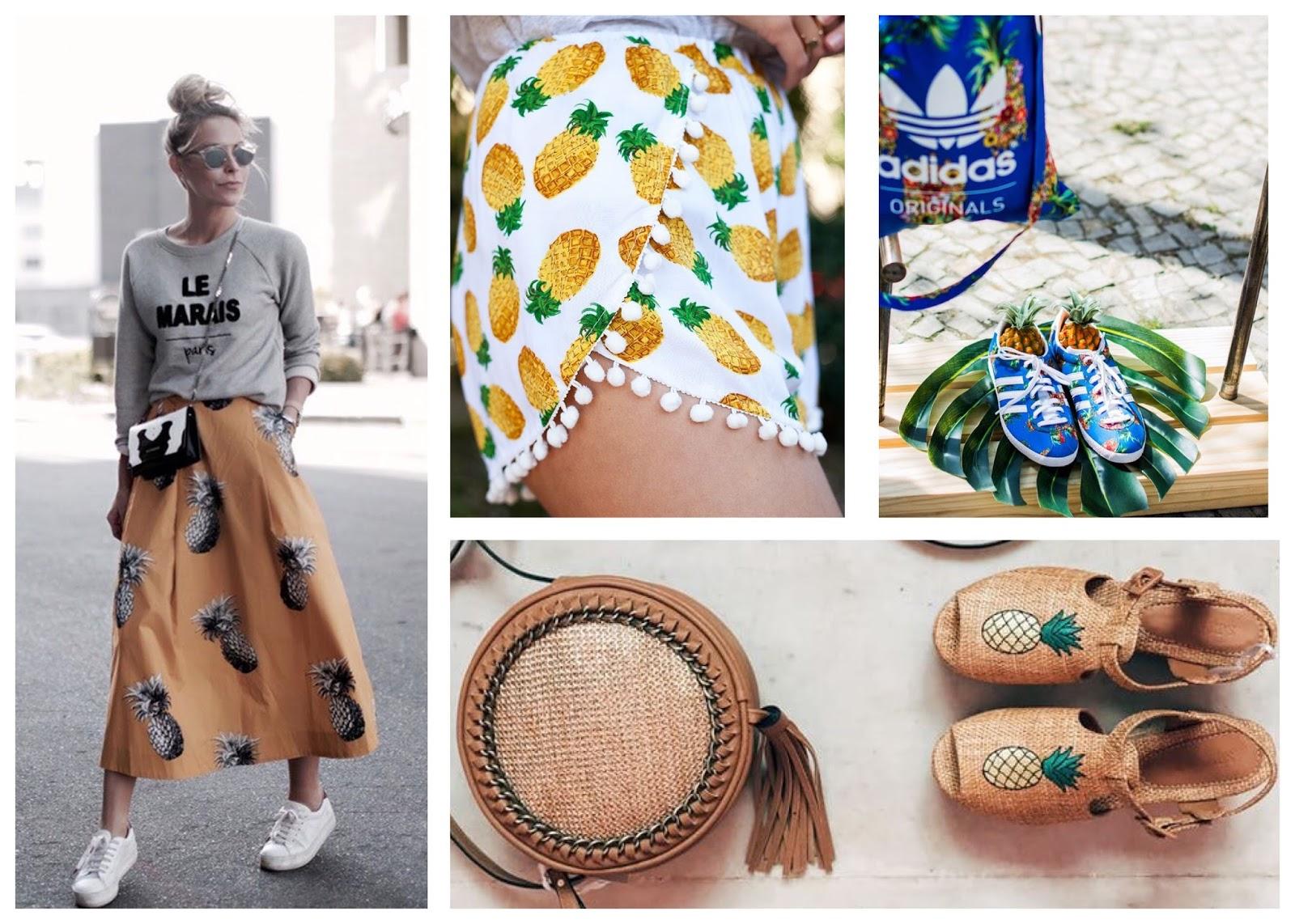 tendencia abacaxi