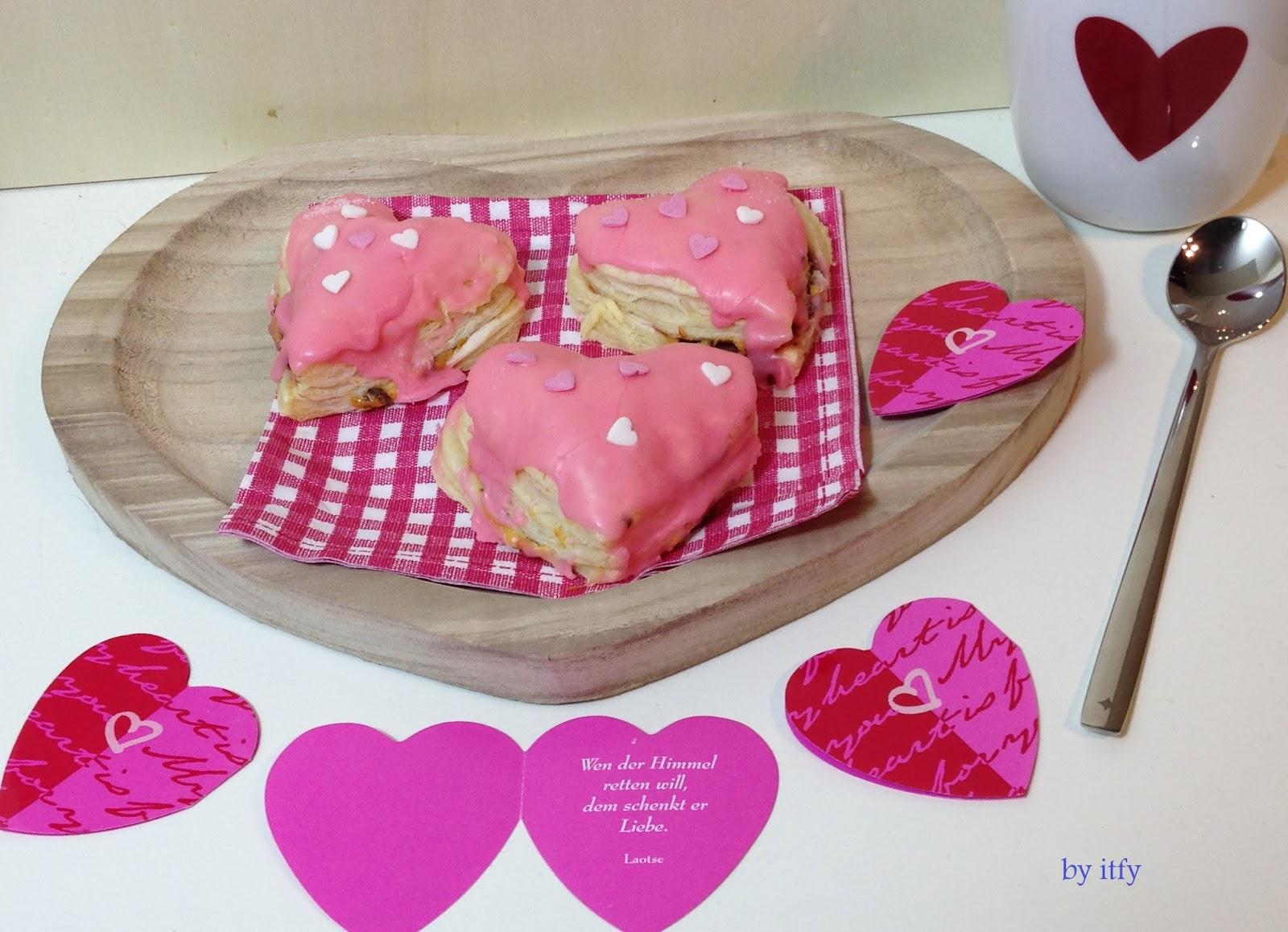i test for you sonntagskuchen be my valentin erdbeer