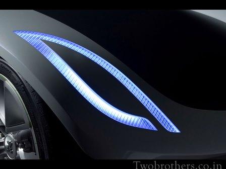 Demon Eye In Delhi Led Tail Lights Projector Headlights