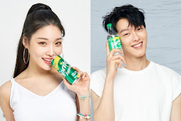 Jang Kiyong Become Model Of Sprite Summer 2019 With Chungha