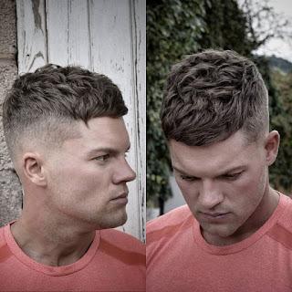 gaya rambut lelaki kemas