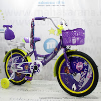 18 Inch Everbest 3301 Kids Bike