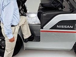 xe nang nissan diesel