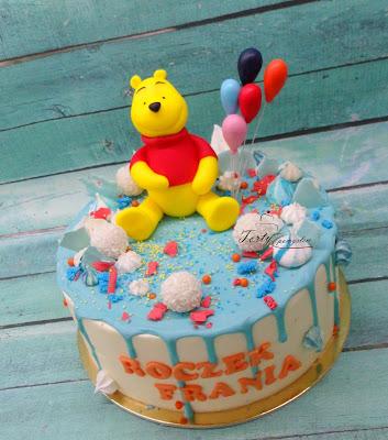 drip cake dla dzieci