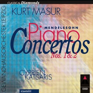 Mendelssohn : Piano Concertos Nos 1, 2 & Concerto for Piano & Strings