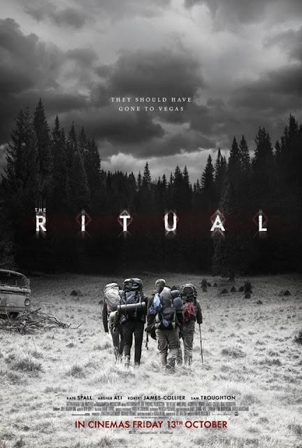 The Ritual (2017) ταινιες online seires oipeirates greek subs