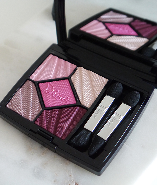 Dior 5 Couleurs Glow Addict Eyeshadow Palettes in 887 Thrill