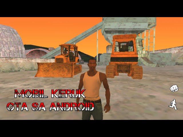 Mobil Keruk GTA SA ANDROID