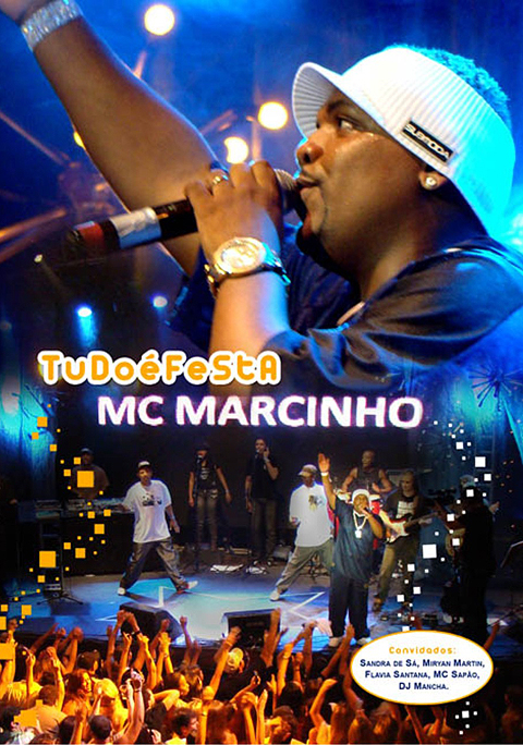 cd de mc marcinho 2009