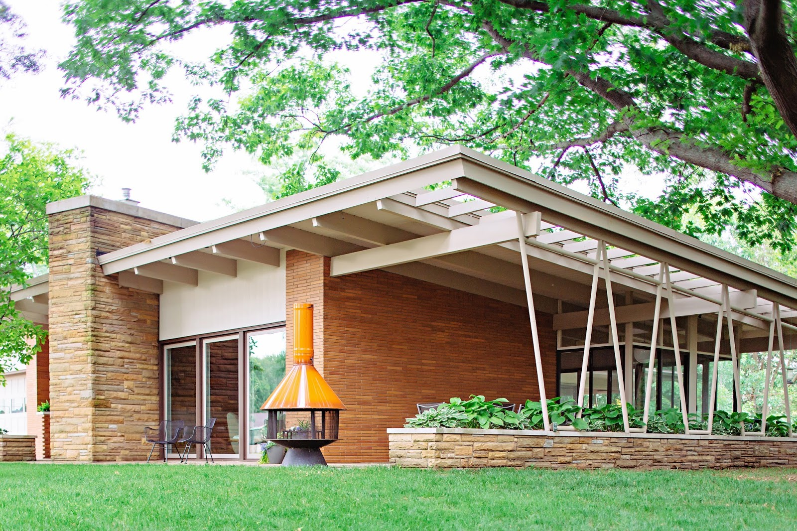 MidModMich - mid-century living in Michigan
