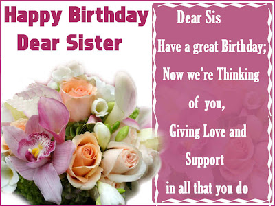 Hd Wallpapers Free Happy Birthday Sister Greeting Cards Hd Wishes
