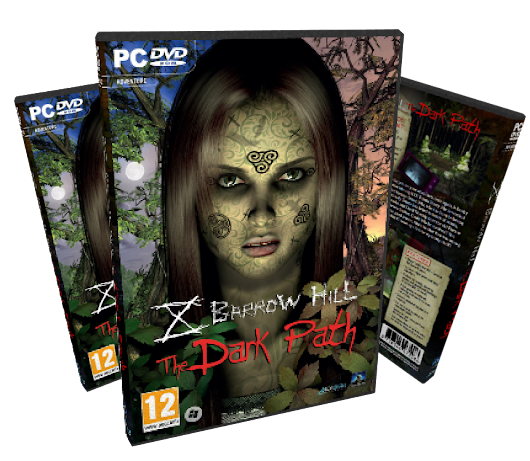 Barrow Hill: The Dark Path is released on DVD-Rom.
