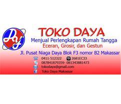 Lowongan Kerja Toko Daya Jaya Makassar