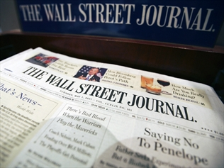 WSJ: The Wall Street Journal (Periódico estadounidense)