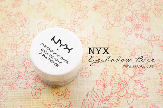 NYX review, NYX bahasa Indonesia review, NYX Eye shadow base review, NYX Review Indonesia