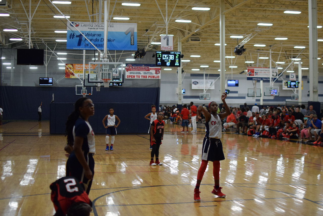 GIRLZ PREP REPORT: Cy Fair Shooters 2024 @ 2017 Prime Time