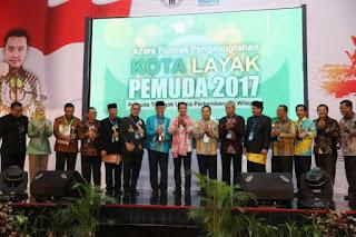 10 kabupaten dan Kota Ini Dinobatkan Layak Pemuda 2017
