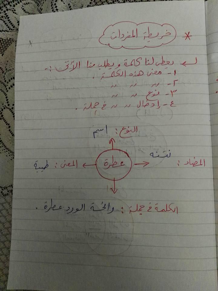 مراجعة القواعد النحوية والتراكيب للصف الثاني والثالث الابتدائي مستر إسلام سمك 9