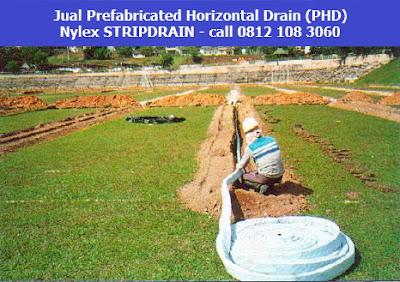 jual PHD untuk drainase lapangan bola 0812 108 3060
