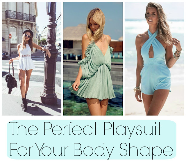 playsuit body shapes