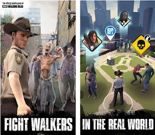 The Walking Dead Our World MOD APK