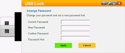 USB Lock full key serial
