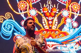 ViñaRock, 2016, Festival, La Gran Pegatina, concierto, música