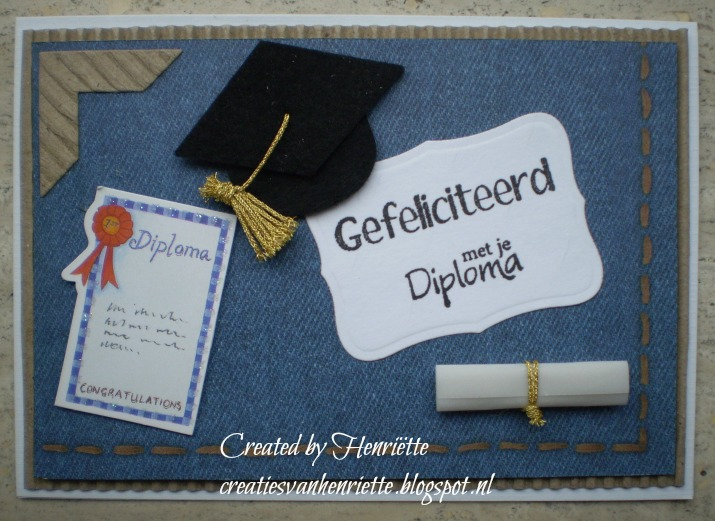gefeliciteerd met je diploma Created by Henriëtte: Gefeliciteerd met je diploma. gefeliciteerd met je diploma