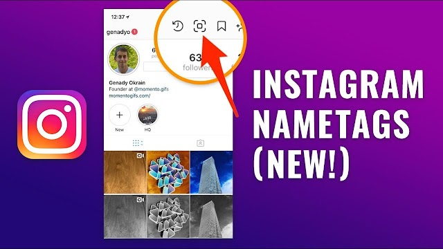 New Feature Added To Instagram, Now You Can Follow Your Friend By Scaned His Photo