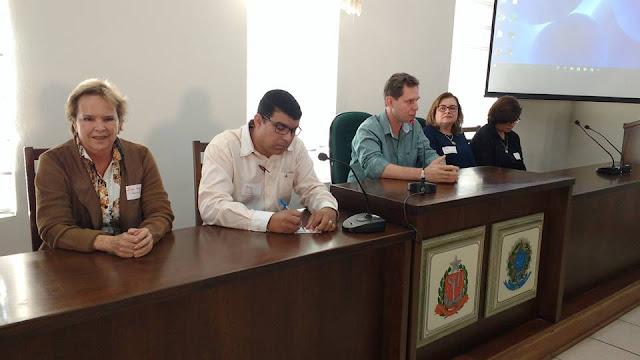 Vereador Jhonny Laurindo participa da abertura da 10º Conferência Municipal da Assistência Social