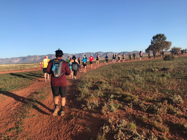 Running Zion Half Marathon