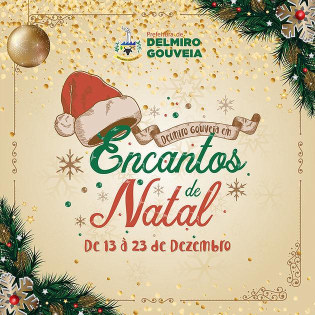 Em Delmiro Gouveia, decoração especial, chegada do Papai Noel e apresentações artísticas marcarão as festividades natalinas
