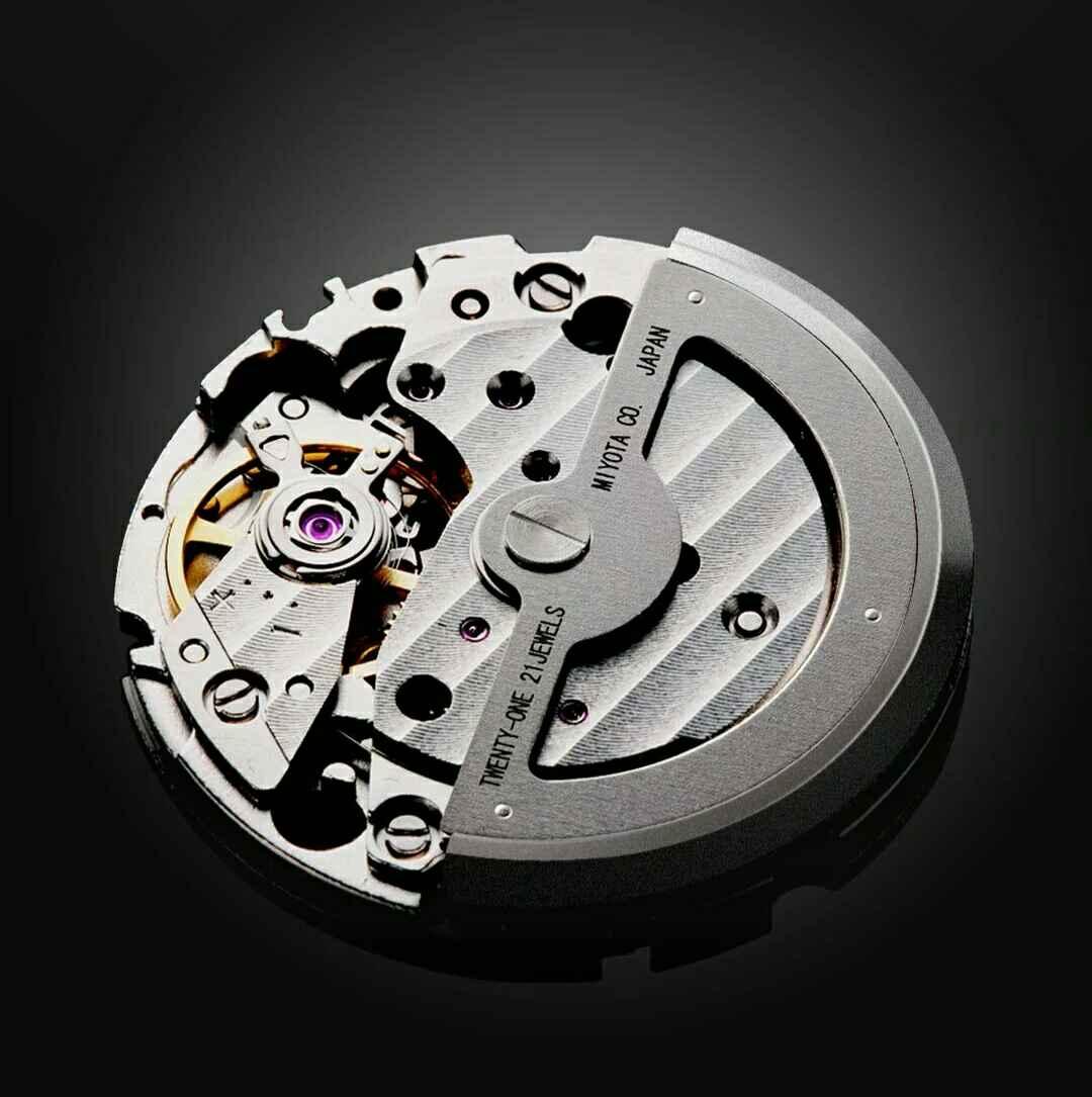 xiaomi twenty seventeen mechanical wristwatch back part