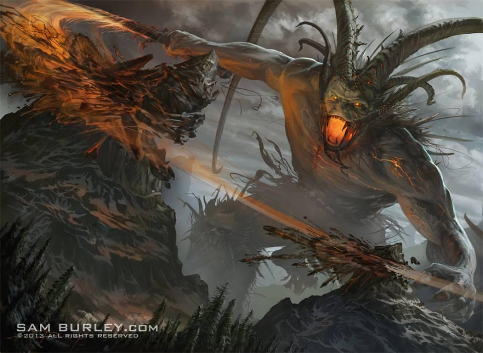 """Asmodeus là con quỷ đại diện cho Lust (Dục vọng) và là vua của các loài  quỷ, được biết đến trong """"Deuterocanonical Book of Tobit"""", trong đó ông là  nhân vật ..."""