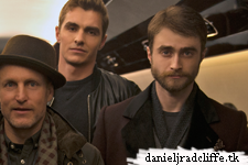 Updated: Now You See Me 2: The Second Act: Behind the scenes photo