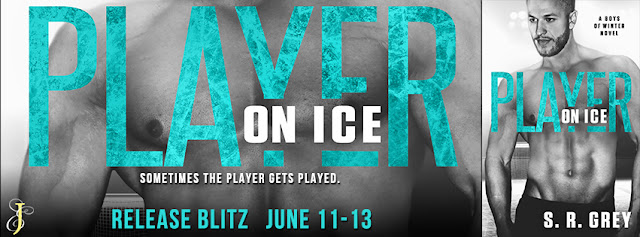 Player on Ice by S.R. Grey – Release Promo + Giveaway