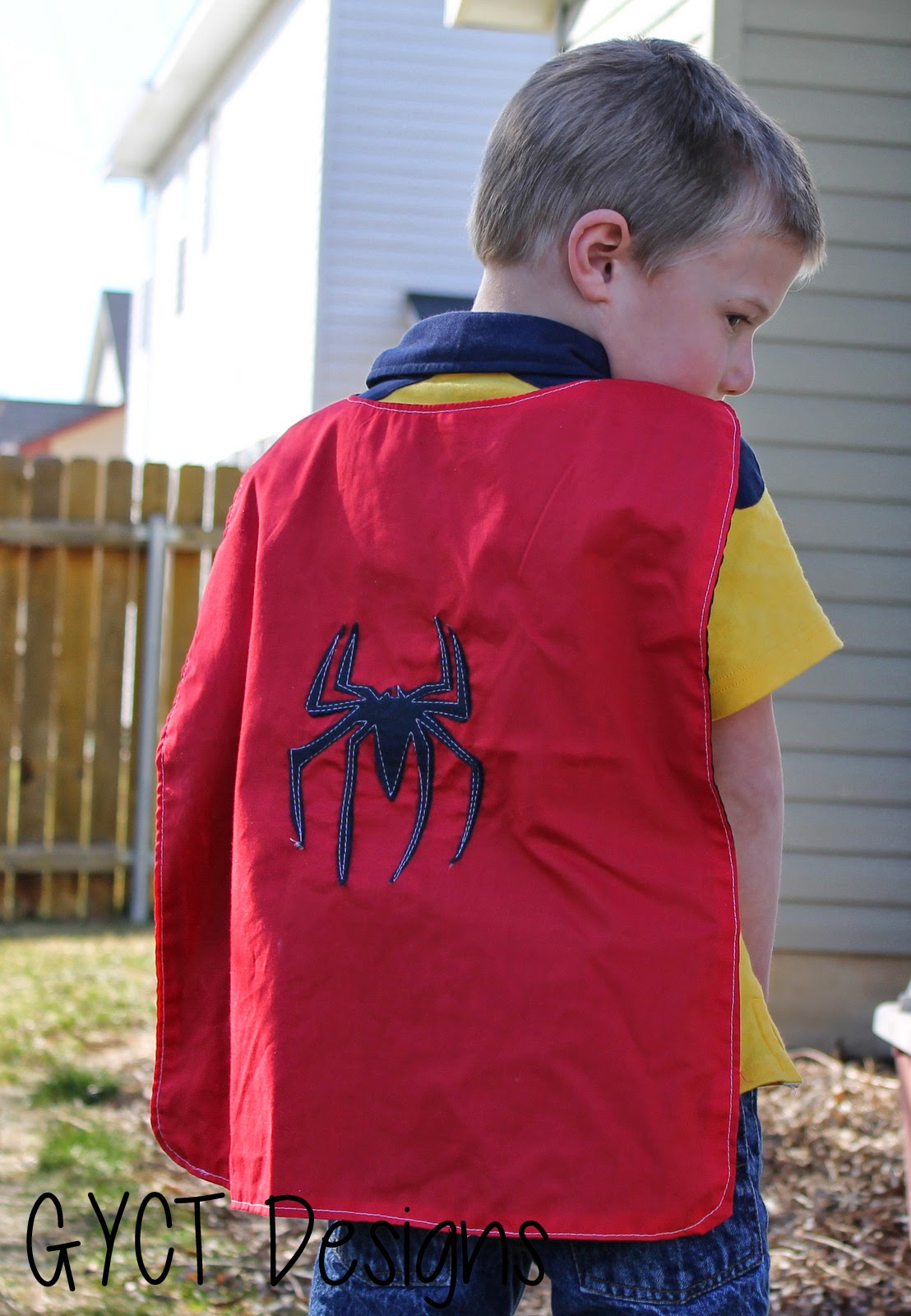 FREE Superhero Capes for Make Believe Week @ GYCT