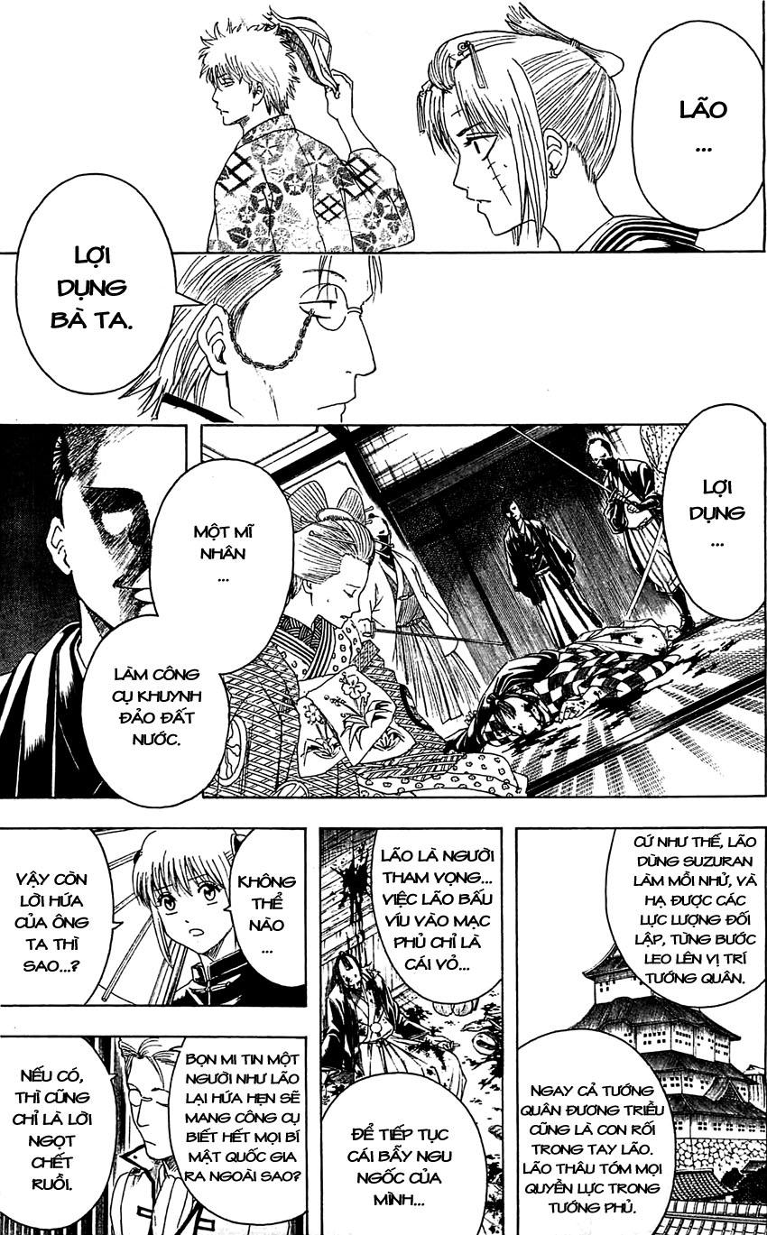 Gintama Chap 388 page 18 - Truyentranhaz.net