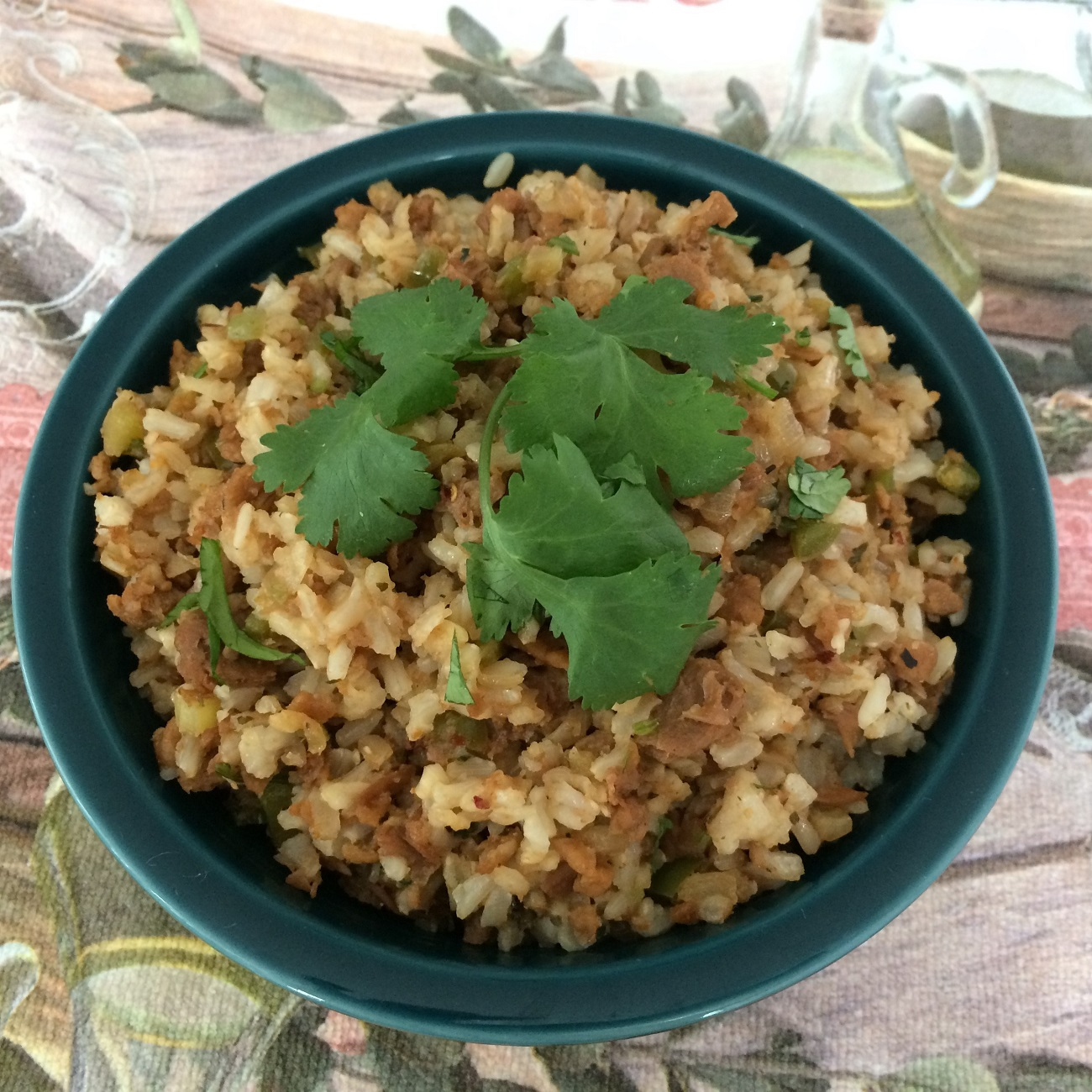 New age soul food dirty rice for the new age vegan dirty rice for the new age vegan forumfinder Choice Image