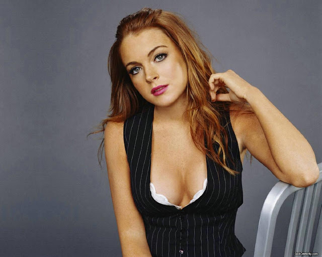 Photos Profiles Pictures Of Lindsay Lohan On Playboy Magazine Leaked-7450