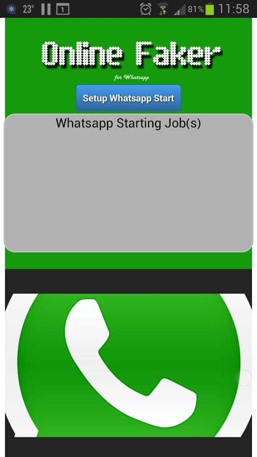 Whatsapp Faker