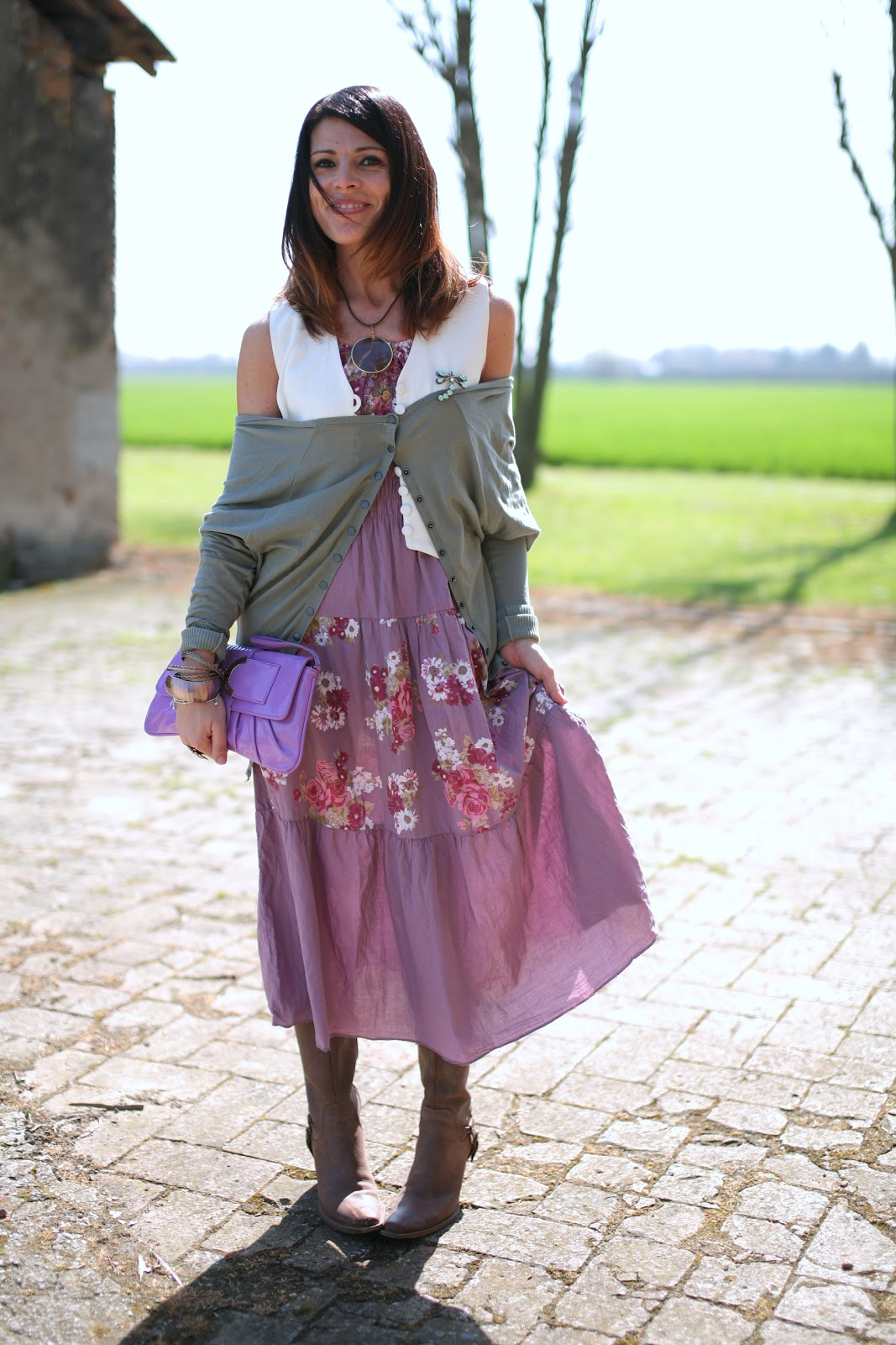 ChiccaStyle: Feeling Bohemien Hippie Gipsy