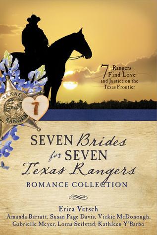 Heidi Reads... Seven Brides for Seven Texas Rangers Romance Collection by Erica Vetsch, Susan Page Davis, Vickie McDonough, Amanda Barratt, Gabrielle Meyer, Lorna Seilstad, Kathleen Y'Barbo