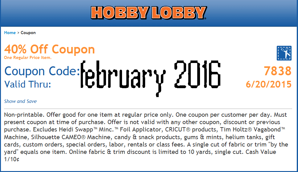 Coupons For Hobby Lobby Dell Outlet Coupon