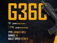 The G36C In PUBGLITE